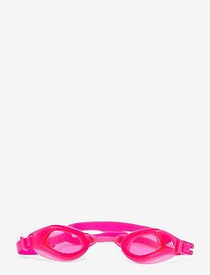 persistar fit unmirrored swim goggle junior - sportartikelen - shopin/shopin/white