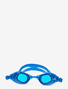 persistar fit unmirrored swim goggle junior - sports equipment - brblue/brblue/white