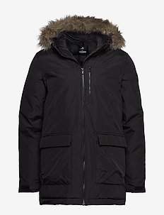 XPLORIC Parka - outdoor & rain jackets - black