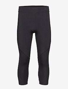 ASK TEC TIG 34 - running & training tights - black