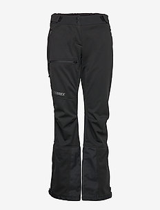 W Skitour Softs - hiihtohousut - black