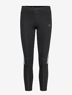 Running 3-Stripes High Waist Tights W - collants d'entraînement - black/white