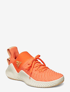 AlphaBOUNCE Trainer W - training shoes - hireco/gloora/cwhite