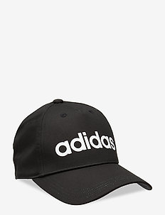 DAILY CAP - petten - black/white