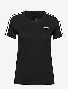 W E 3S SLIM TEE - t-shirts - black/white
