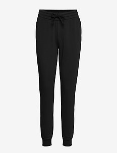 Essentials Linear Pants W - trainingsbroek - black/white