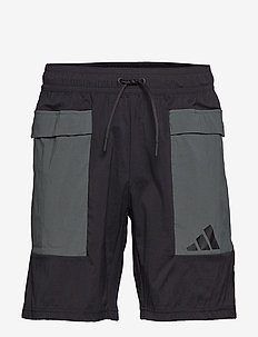 The Pack Short - BLACK/LEGIVY