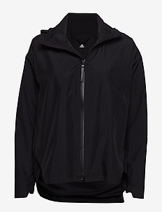 W URBAN CP JKT - sports jackets - black