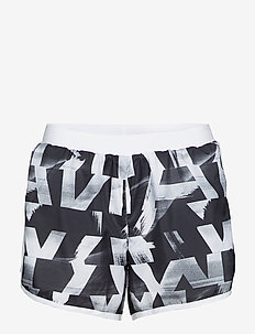 M20 SHORT W - WHITE/BLACK
