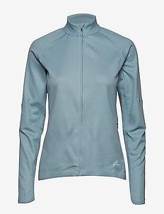 PHX JACKET W - training jackets - ashgre