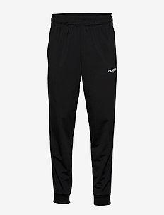 E 3S T PNT TRIC - pantalons - black/white