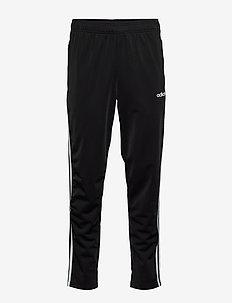 Essentials 3-Stripes Tapered Pants - sweatpants - black/white