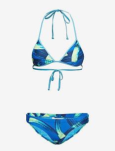 BW PARLEYC BIK - bikini sæt - blue/hireye