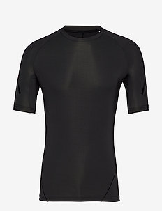 ASK TEC SS 3S - topy sportowe - black