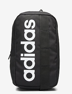 Linear Core Crossbody Bag - trainingstassen - black/black/white