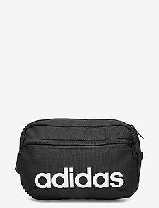 Linear Core Waist Bag - heuptassen - black/black/white