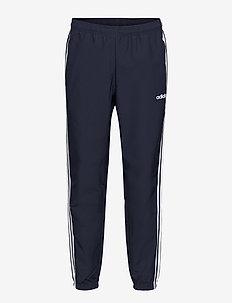Essentials 3-Stripes Wind Pants - sweatpants - legink/white