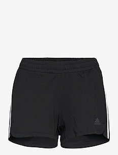 PACER 3S KNIT - trening shorts - black/white