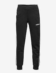 YG E 3S PANT - jogginghosen - black/white