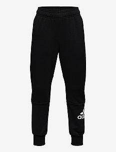 YB MH BOS P - jogginghosen - black/white