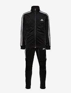 YB TS TIRO - trainingsanzug - black/white