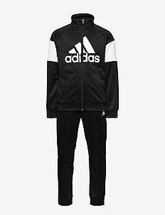 YB TS BOS - dresy - black/white