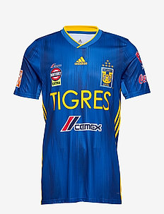 TUANL A JSY - football shirts - blue/cogold