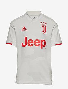 JUVE A JSY Y - koszulki piłkarskie - cwhite/rawwht