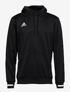 Team 19 Hoodie - hoodies - black