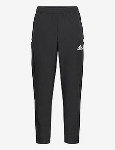 Team 19 Woven Pants - urheiluhousut - black/white