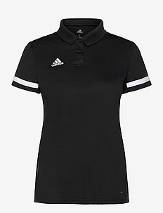 Team 19 Polo Shirt W - football shirts - black/white