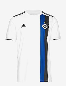 HSV H JSY - football shirts - white/black/hsvblu