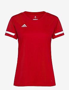 Team 19 Jersey W - voetbalshirts - powred/white