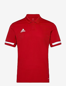 Team 19 Polo Shirt - polos - powred/white