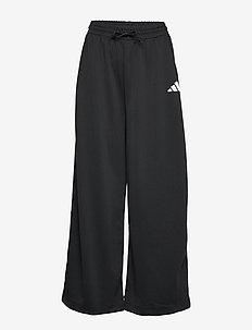 W TP Wide Pant - BLACK