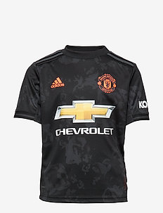 MUFC 3 JSY Y - BLACK