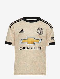 MUFC A JSY Y - LINEN