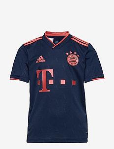 FCB 3 JSY Y - koszulki piłkarskie - conavy/brired