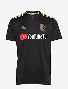 LAFC JSY H - football shirts - black
