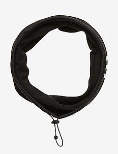 TIRO NECKWARMER - szale i szaliki - black/white