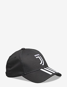 JUVE C40 CAP - BLACK/WHITE/ACTPNK