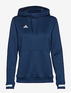 T19 HOODY W - hoodies - navy