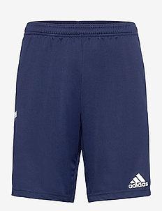 Team 19 Shorts - training korte broek - navblu/white