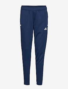 Team 19 Track Pants W - sportbroek - navblu/white