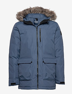 XPLORIC Parka - insulated jackets - tecink