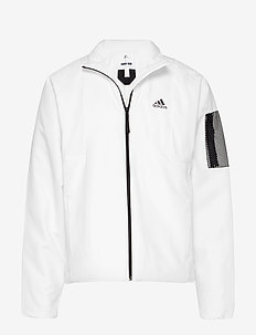 BTS LINED JKT - training jackets - cwhite