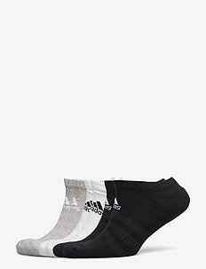 Cushioned Low-Cut Socks 6 Pairs - sneakersokken - mgreyh/mgreyh/white/w