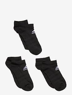 LIGHT LOW 3PP - sokken - black/black/black