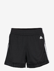 3S 5 MESH SHORT - BLACK/WHITE