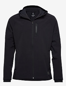 RUNR JKT WINTER - BLACK